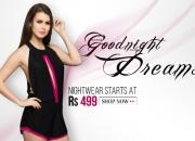 Buy Night Wear For Women Online