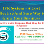 IVR and Virtual Number Service Provider in Delhi NCR and India