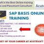 SAP BASIS | Online SAP BASIS Training