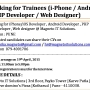 Walk-in-Interview for Trainee in Pune