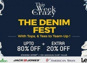 Fashinandyou This Week is Crazy The Denim Fest - Goosedeal.com