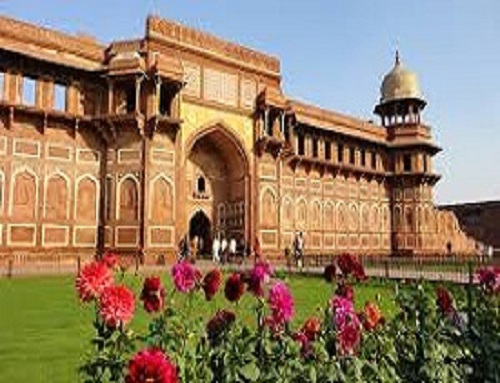 Golden triangle holiday package india