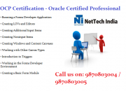 Oracle OCP Training Institute in Thane