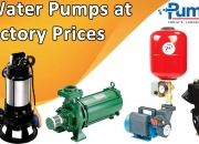 Buy Water Pumps Online at Wholesale Prices