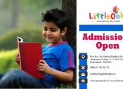 Dream a best educational life for your child at little oaks