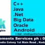 Sap, software Testing, Dot Net, Java J2EE Training In Kodambakkam