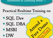Best Online Training on Microsoft Reporting Services (SSRS) at www.sqlschool.com