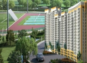 Color homes apartments nh 24 ghaziabad at highway