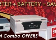 Home ups and inverter battery in coimbatore
