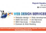 Web design services Vijayawada