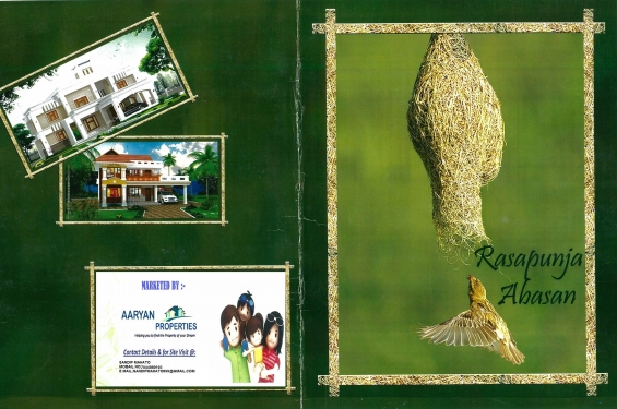 Residential plot of land available for sale at rasapunja. near thakurpukur, joka metro.