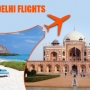 Grab Cheap Flights to Delhi with CheapAirETickets.In