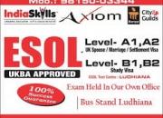 Esol level a1 paper in banga