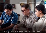 Health care at home,  health care home, home health care- hcat india