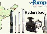 Submersible pumps dealers in hyderabad