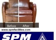 SUPERB SOFA CLEANING SERVICES CHENNAI POONAMALLEE WWW.SPMFACILITIES.COM 42102098/99