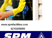 SUPERB WINDOW CLEANING SERVICES CHENNAI WWW.SPMFACILITIES.COM 42102098/99