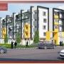 Near Alliance University 1Bhk Luxury flats for sale @ Chandapura