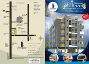 Near kalyani motors 2bhk luxury flats for sale @ bannerghatta road