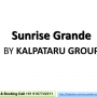 Pre-Launch Kalpataru Sunrise Grande by Kalpataru Group in Thane Call  +91 91677 42211