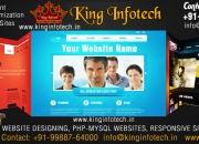 Website designing, website development, seo, php-mysql websites in india