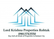 160 sq yard double story kothi for sale in Sector 1 Rohtak.