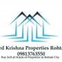400 Sq yard residential plot for sale in govt. Employee society Sector 26 Rohtak