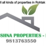 500 sq yard  East facing residential plot for sale in sector 4 Rohtak