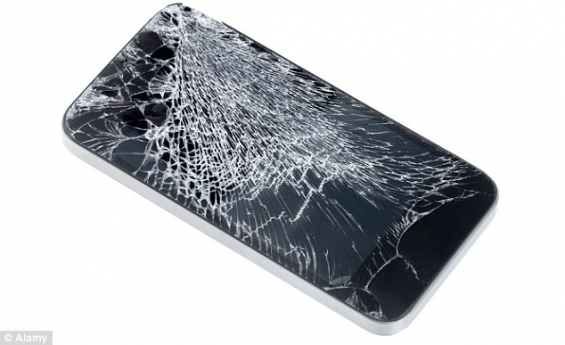 Apple iphone service and repairing center