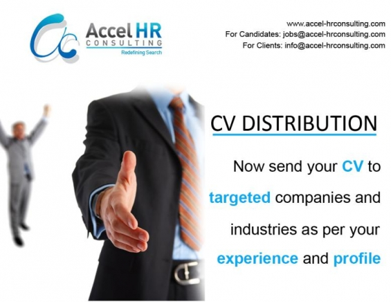 Cv distribution recruitment firm in dubai