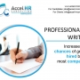 CV Writing Recruitment Agency in Dubai