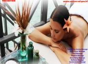 Full body massage at universal spa