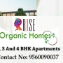 Rise Organic Homes  NH-24 Ghaziabad @ 91-9560090037