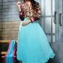 Buy bollywood replica anarkali suits online