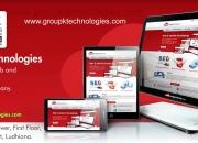 Groupk technologies - a web development company in ludhiana