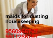 if you are looking domestic service  like cook,,maid,,nanny call now  :-9560966767