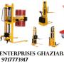 Lakshmi Enterprises Ghaziabad Hydraulic Industrial Machines Manufacturer Noida