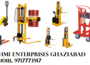 Lakshmi Enterprises Ghaziabad Hydraulic Industrial Machines Manufacturer Noida
