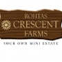 ROHTAS LAUNCHES CRESCENT FARMS AT SULTANPUR ROAD NEAR INDIRA CANAL NH56.