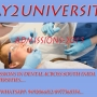 BDS(BACHELOR OF DENTAL SURGERY) ADMISSIONS - 2015