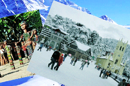 Book manali tour packages and relax in scenic location