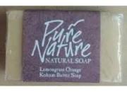 Buy Organic Pn Lemongrass Orange Kokum Butter Soap Online