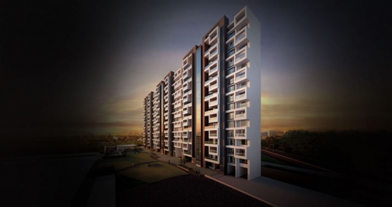 4bhk luxurious flats for sale in kasturi epitome wakad, pune