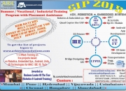 Certified Summer Internship Cum Training Program 2015 By ARK TECHNOSOLUTIONS & E-CELL IIT