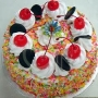 Eggless Cake Delivery to Hyderabad