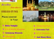 Hyderabad city tour online booking