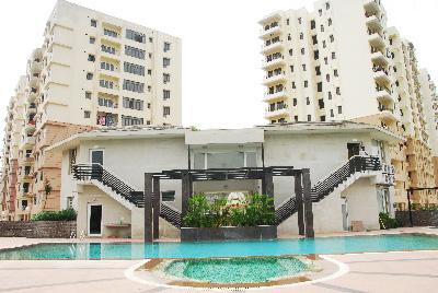Krish city heights multistory 1,2bhk apartments in bhiwadi