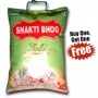Shakti Bhog Gold Dubar Basmati Rice Buy 1 Get 1 Free at Needsthesupermarket