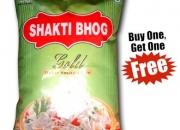 Shakti Bhog Gold Dubar Basmati Rice Buy 1 Get 1 Free at Needsthesupermarket