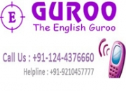 Speaking Engllish Courses In Eguroo Classes